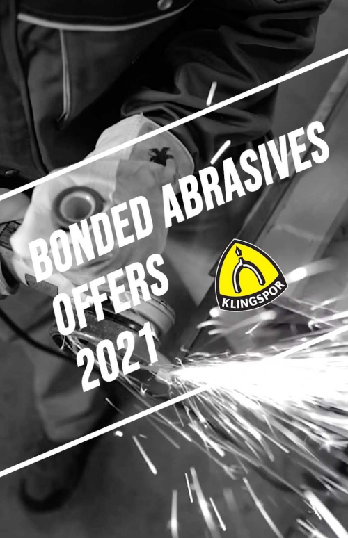 Bonded Abrasives Offers 2021